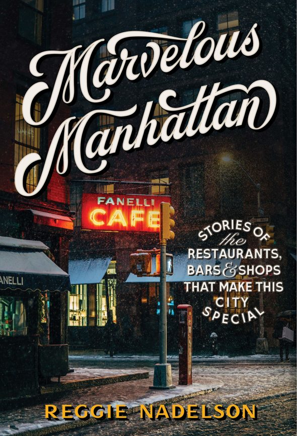marvellous Manhattan